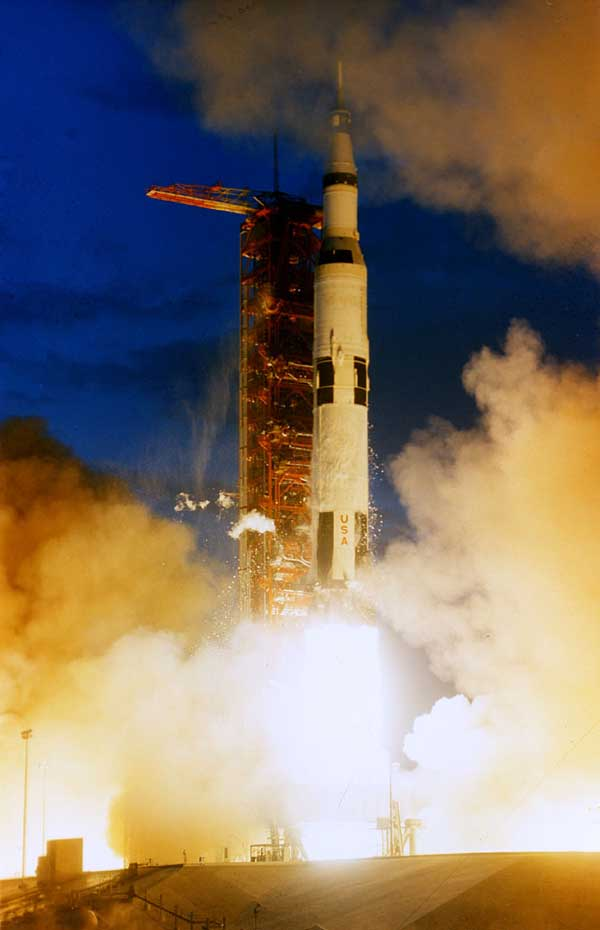 Apollo 4 Launch [ST2]