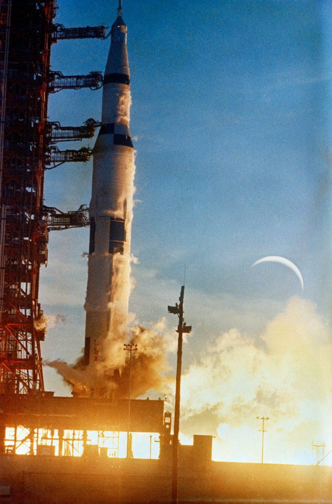 Apollo 8 Launch [FL2]