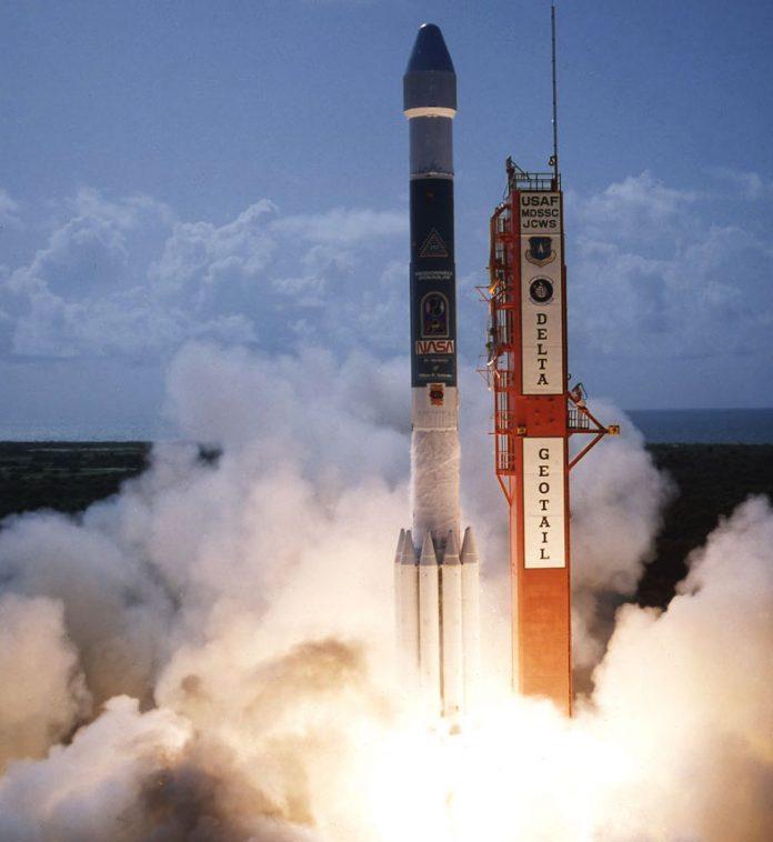 Delta II 6925 Navstar II Launch