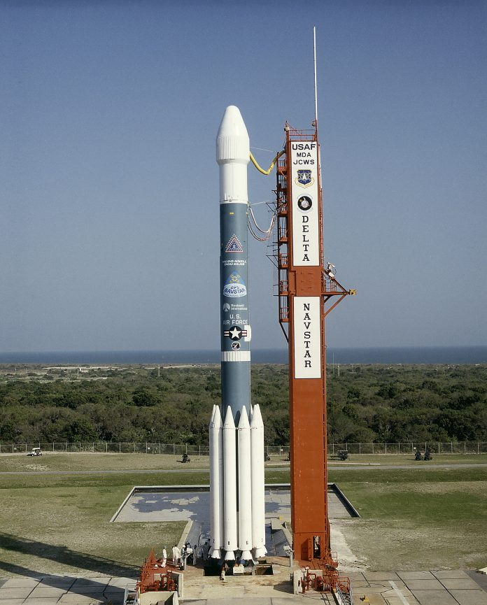 Delta II 7925 Navstar GPS Launch