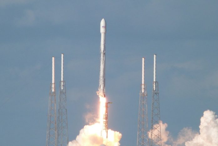 Falcon 9 v1.2 Launch of GovSat 1 (NASASpaceflight.com)
