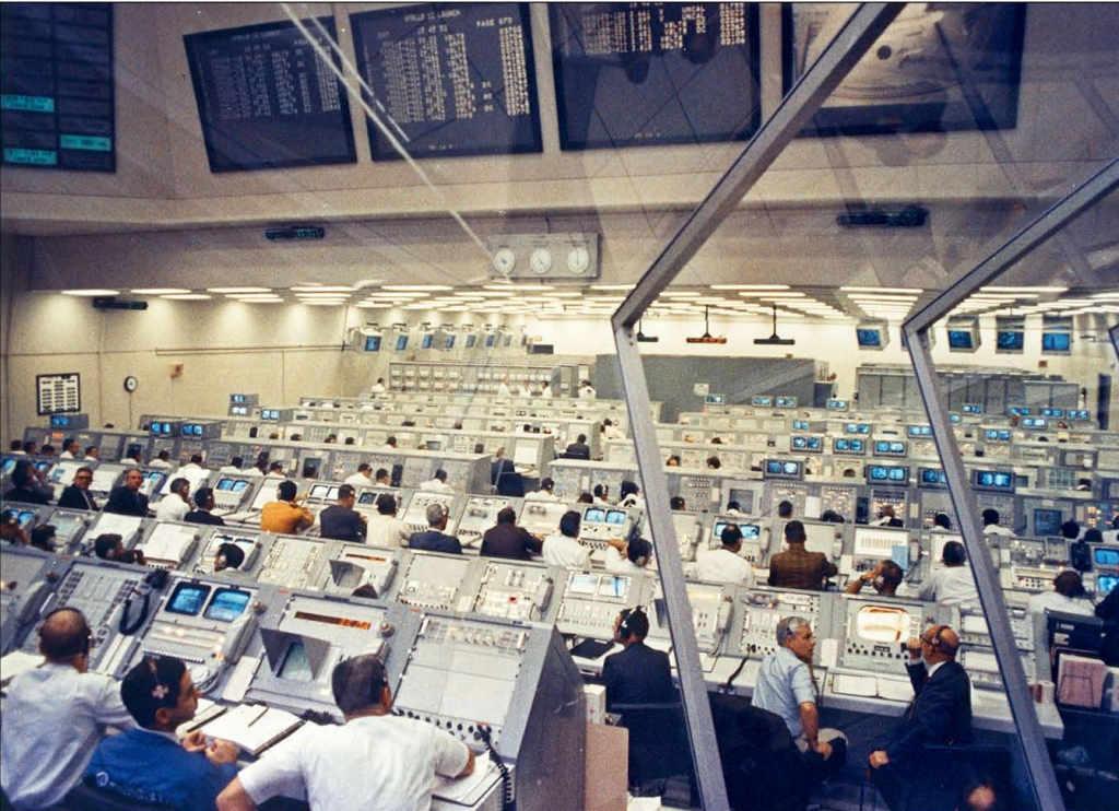 Launch Firing Room [ST3]