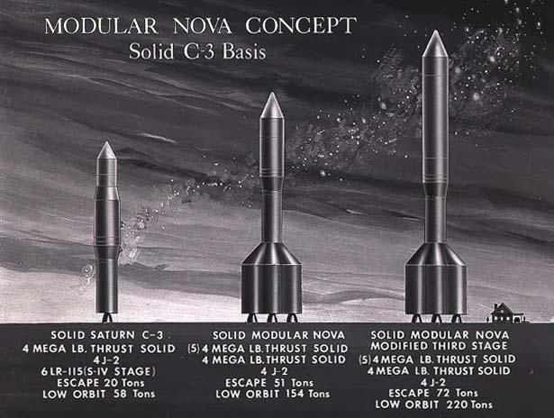 Modular Nova Concept - Solid C3 Basis [ST2]