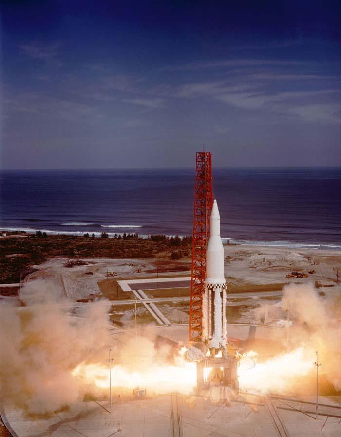 SA-1 Launch [ST2]
