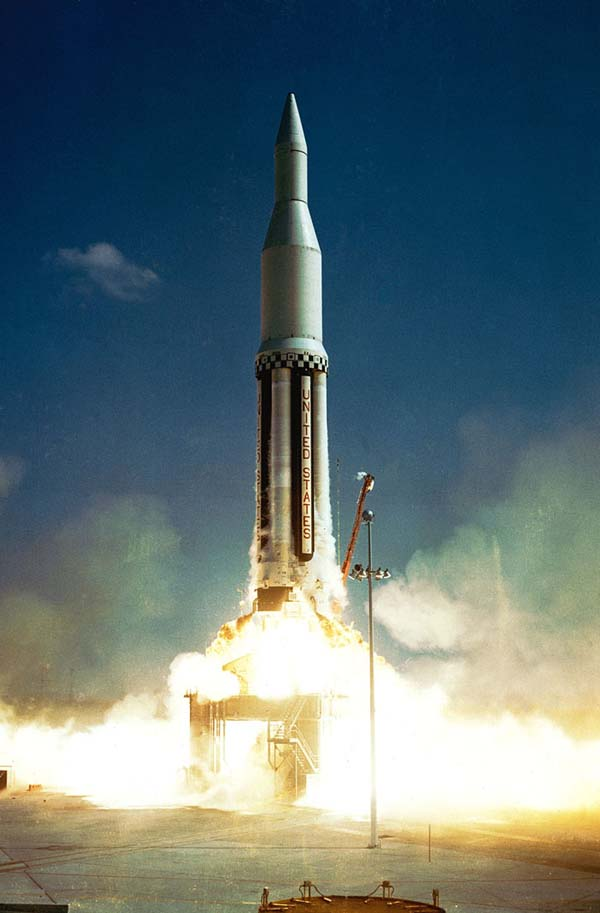 SA-2 Launch [ST2]