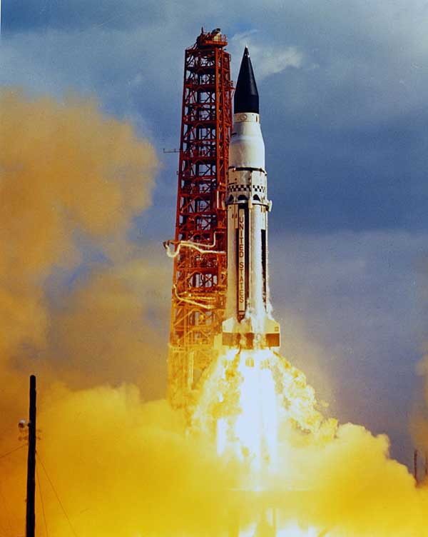 SA-5 Launch [ST2]