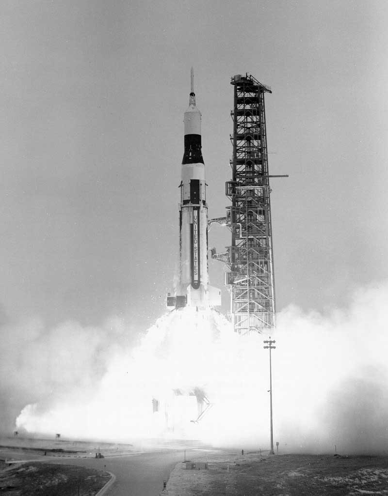 SA-6 Launch [ST2]