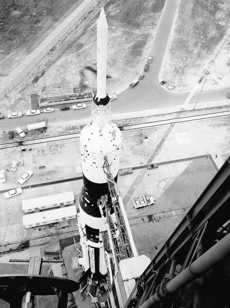 SA-6 Pre-Launch Test taken from Above [ST3]