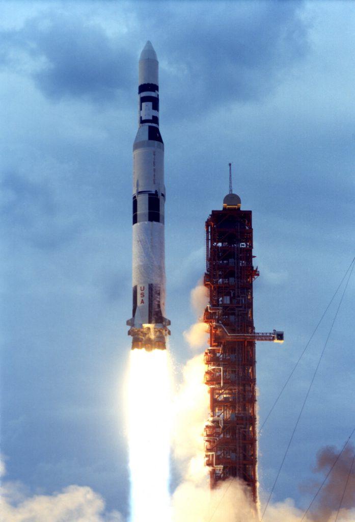 Saturn V Skylab Launch